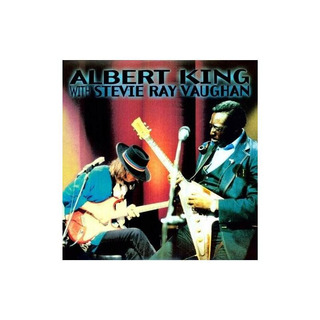 King Albert With Stevie Ray Vaughan In Session Lp Vinilo