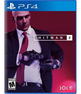 Hitman 2 Playstation 4