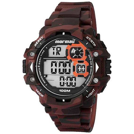 Relógio Mormaii Masculino Mo13609a/8r.
