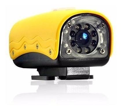Câmera Filmadora Para Esportes, A Prova Dagua ,visão Noturna