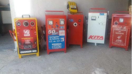Consertos De Carregador De Baterias Automotivo