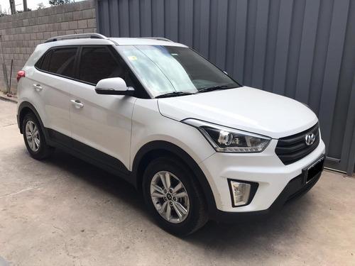 Hyundai Creta 1.6 Gl Automática