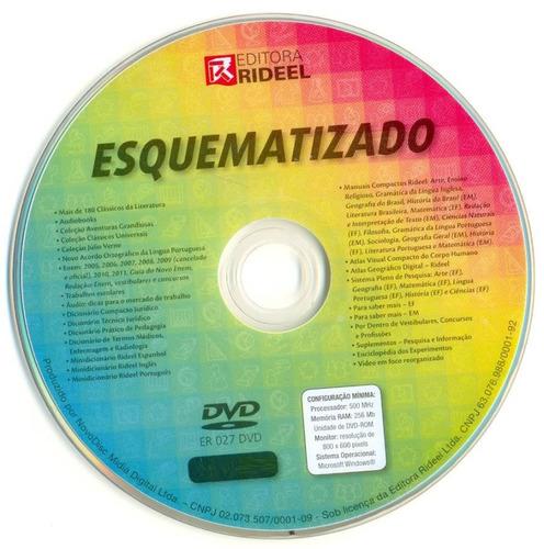 Dvd Esquematizado - Original