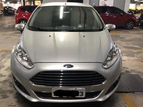 Ford Fiesta 1.6 16v Titanium Flex Powershift 5p 2015