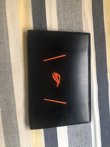 Notebook Gamer - Asus Rog Gl502vt