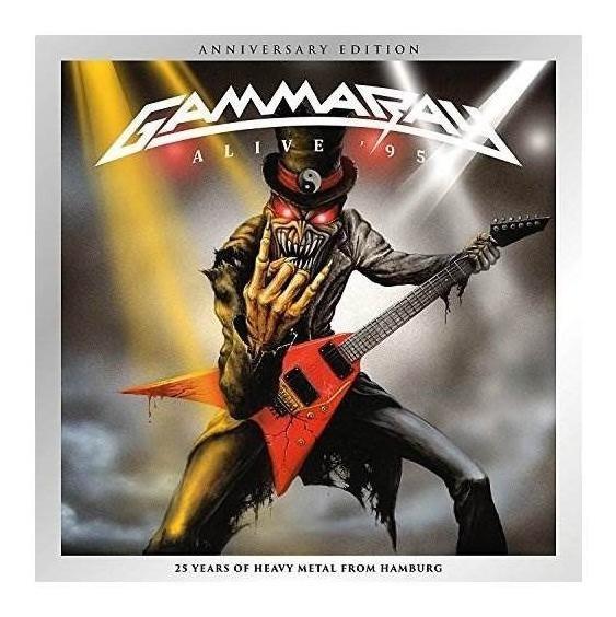 Gamma Ray Alive