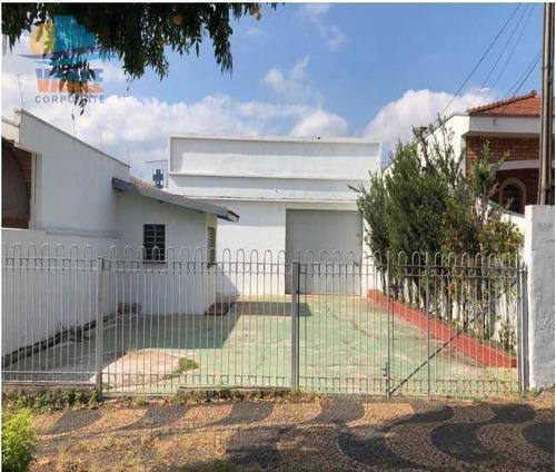 Barracão Para Alugar, 223 M² Por R$ 3.750/mês - Jardim Imperial - Valinhos/sp - Ba0251
