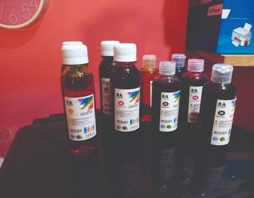 Tintas Alternaticas Epson Linea Xp  / L Flores Caba Garantia