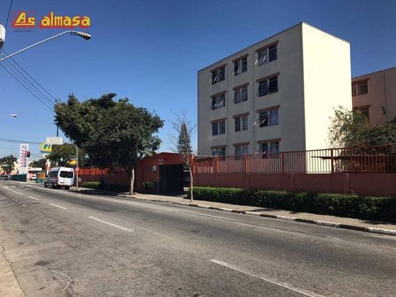 Apartamento Com 2 Dormitórios À Venda, 52 M² Por R$ 160.000 - Parque Suzano - Suzano/sp - Ap0410