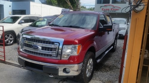 Ford F-150 4x4 8cilindro Americ