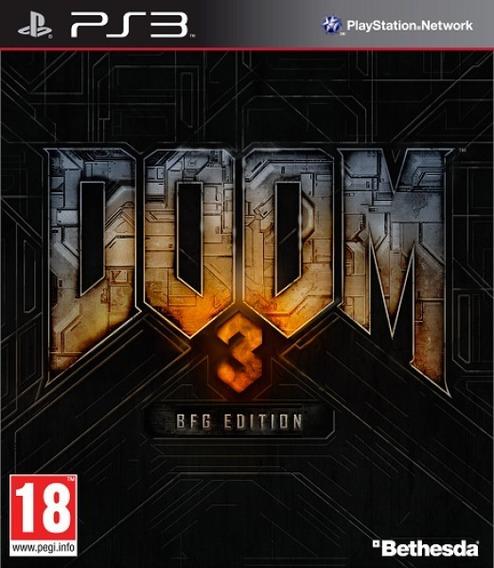 Doom 3 Bfg Edition Game Ps3
