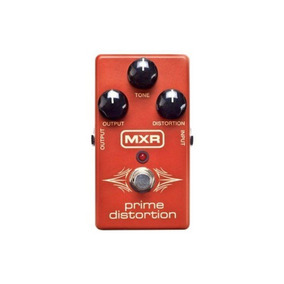 Pedal Dunlop Mxr M69 Prime Distortion Guitarra