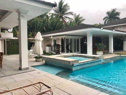 Venda Casa Duplex - Condomínio Malibú - Barra Da Tijuca - Zona Oeste - Rj - 6069