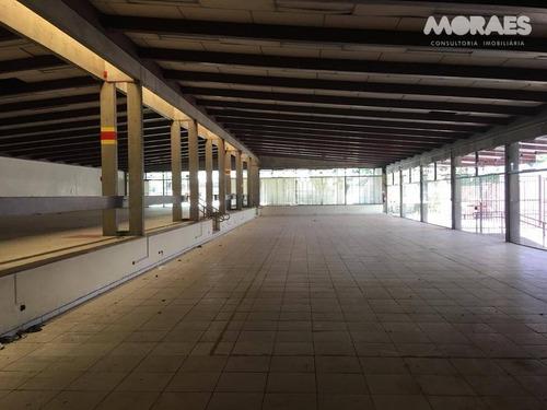 Salão Para Alugar, 1600 M² Por R$ 25.000,00/mês - Centro - Bauru/sp - Sl0106
