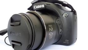 Câmera Fotográfica Canon Sx520 Hs Powershot Digital