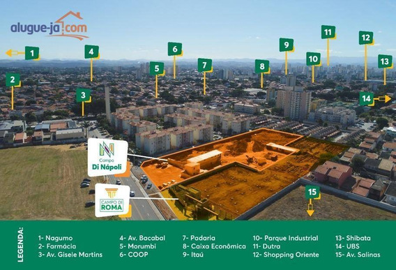 Apartamento Com 2 Dormitórios À Venda, 44 M² Por R$ 168.900,00 - Jardim Sul - São José Dos Campos/sp - Ap9271