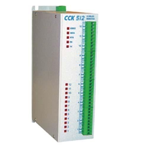 Cck 512 - Módulo De Acionamento Com 12 Relés