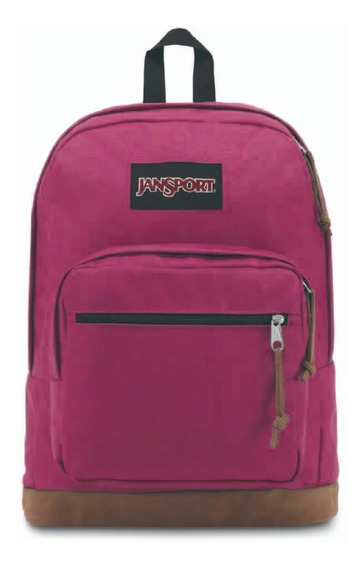 Mochila Jansport Right Pack Rosa Magenta Haze 31l Notebook