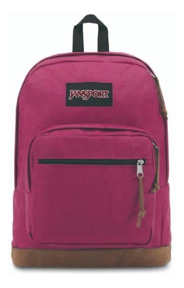 Mochila Jansport Right Pack Rosa Magenta Haze 31l Notebook