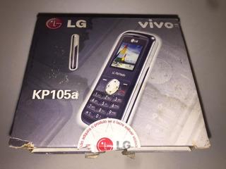 Celular Lg Kp105 Novo