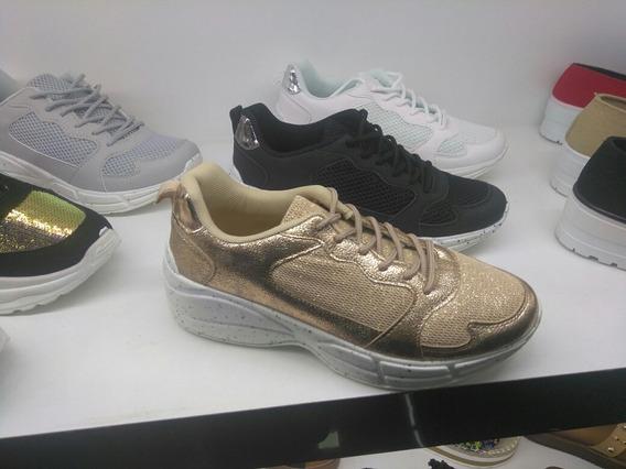 Zapatos Deportivos Para Damas Tornasol