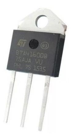 Bta41-600b Triac 600 Volt40 Amperios Termotronic