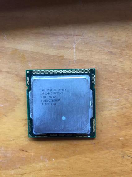 Processador Intel I5-650 3.20ghz 4mb Cache Sem Cooler