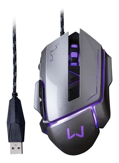 Mouse Gamer Warrior (mo262)