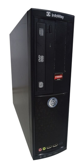 Cpu Computador Phenom-ii X-2 560 3.30ghz 2gb Ram 160gb Hd