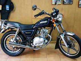 Suzuki Gn 125 H 2012
