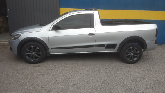Volkswagen Saveiro 1.6 Trooper Cab. Simples Total Flex 2p