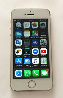 Apple iPhone Se 16gb Celular Quebrado Na Parte Traseira