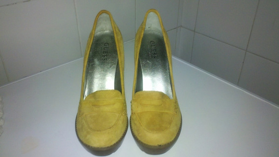 Remato Zapatos Con Plataforma Guess