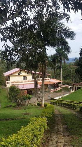 Chácara Com 4 Dormitórios À Venda, 183000000 M² Por R$ 650.000 - Centro - São Lourenço Da Serra/sp - 14392