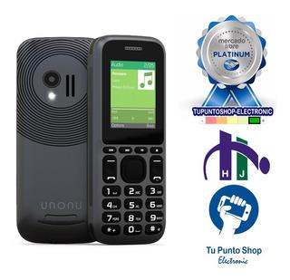 Telefono Basico Unonu J3 Liberado Solo (2g) Para (11 Nort)