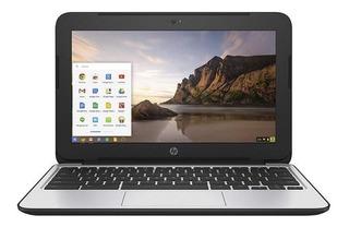 Hp Chromebook 11 G3 11.6 Pulgadas Ideal Educación Estudiant