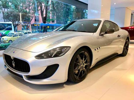 Maserati Granturismo S Mc Cambio Corsa My2013