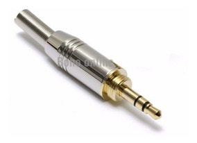 Plug Stereo P2 C/ Rosca P/ Fones Sony Technics Pioneer Akg