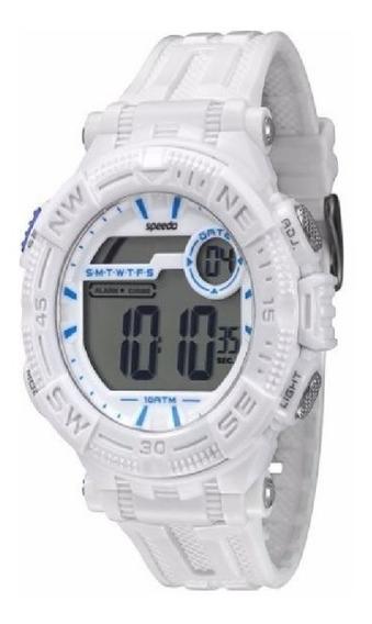 Relógio Original Sport Lifestyle (speedo)com Caixa E Manual
