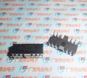 Yd2025h - Yd2025-yd2025h -yd2025 - Audio - Amplificador -som