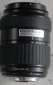 Lente Zoom Original Olympus 40-150mm