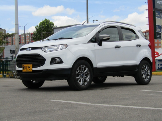 Ford Ecosport Freestyle Mt 2000cc Aa 7ab 4x4