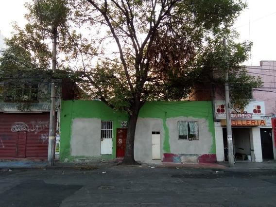 Terreno Comercial, Cerca De Av De Los 100 Metros, Vallejo, Cuitlahuac,
