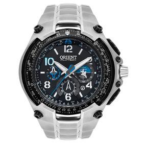 Relógio Orient Flytech Edição Limitada Titânio Mbttc016 P2sx