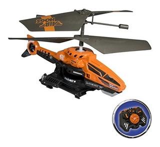 Air Hogs Rc Hoja De Sierra, Disco De Cocción Helicóptero - N
