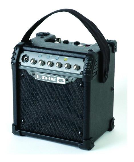 Amplificador Guitarra Line 6 Micro Spider 6w - Cuotas