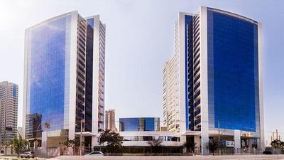 Sala Para Alugar, 132 M² Por R$ 7.920/mês - Brooklin - São Paulo/sp - Sa0048