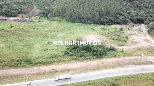 Terreno À Venda 60.000 Metros Às Margens Da Br 470 - Ilhota/sc - 1211