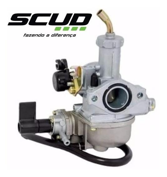 Carburador Biz 125 2006 / 2008 Completo Scud