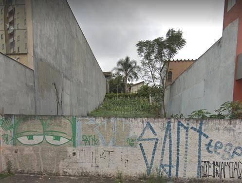 Terreno, 520 M² - Venda Por R$ 825.000,00 Ou Aluguel Por R$ 5.000,00/mês - Vila Alto De Santo André - Santo André/sp - Te1066